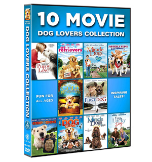 10 Movie Dog Lovers Collection - #7800