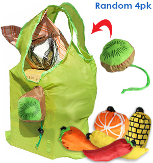 Reusable Fruit Shopping Bags - #7804A