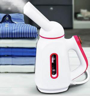 Dual Heat Fabric Steamer - #7834