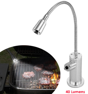 Magnetic BBQ LED Grill Light - #7866