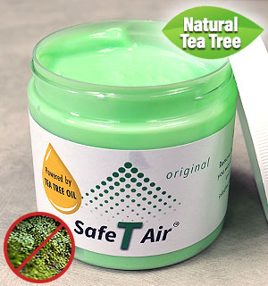 Safe T Air - The Solution for Indoor Pollution - #7943