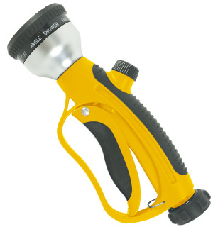 10 Way Big Spray Hose Nozzle by Centurion - #7945