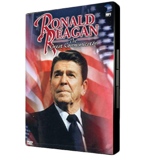 Ronald Reagan: The Great Communicator - Exclusive Collectors Edition DVD Set - #7947