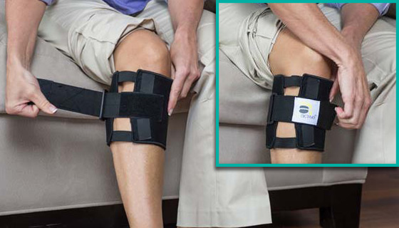 Be Active Therapeutic Wrap For Back Pain Relief