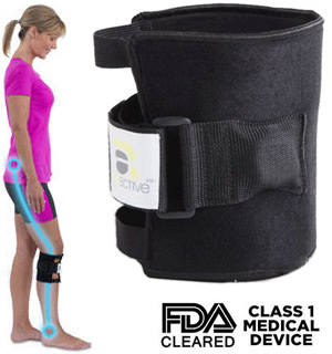 Be Active Therapeutic Wrap For Back Pain Relief - #7952