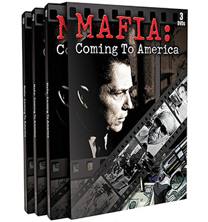 Mafia: Coming to America - 3 Disc DVD Set - #7954