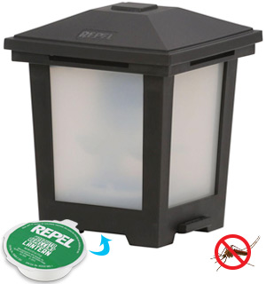 Repel Mosquito Repellent Lantern by Cutter - #7963