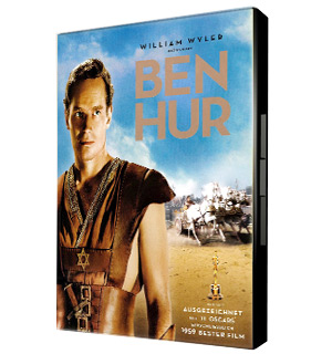 Ben Hur 50th Anniversary DVD Collector's Edition - #7971