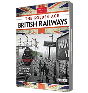 The Golden Age Of British Railways 2 DVD Set - #7975