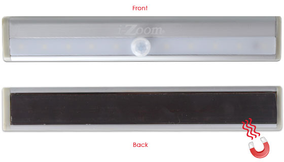 Wireless Light Bar - Motion and Light Activated