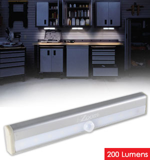 Wireless Light Bar - Motion and Light Activated - #7988