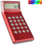 Tip Touch 2 in 1 Calculator and Alarm Clock - #8059