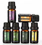 Aromatherapy Essential Oil 6pc Gift Set - 100% Pure