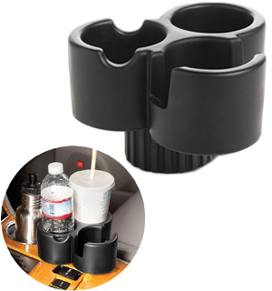 Trio Cup Holder Expander - #8080