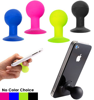 Silicone Phone Pop Stand