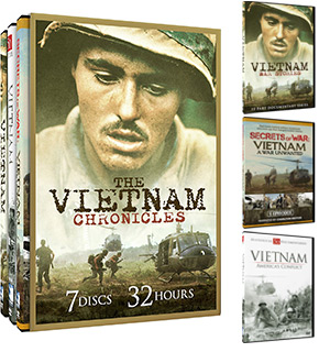 The Vietnam Chronicles - 7 DVD Collection - #8147