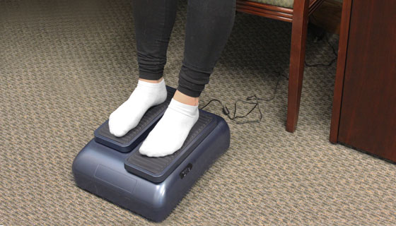 Circulation Leg Exerciser and Physiotherapy  Machine