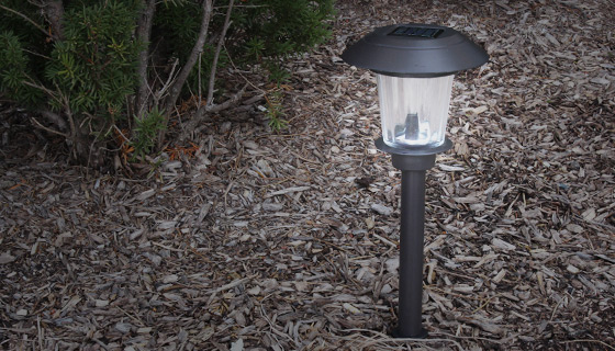 Outdoor Solar Pathway Garden Light