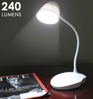 Stage 3 Flex Desk Lamp by i-Zoom - #8162