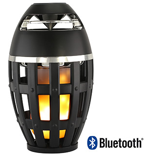 Gorgeous Wireless LED Flame Speaker - #8291