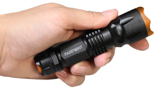 Micro SWAT Tactical Flashlight - NEW LOW PRICE