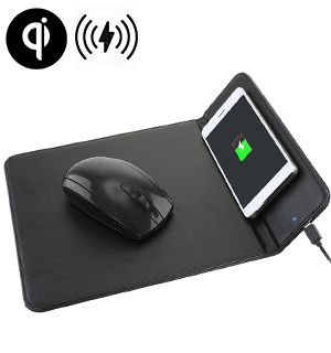 Wireless Charging Mouse Pad - Charge your iPhone and More - #8327