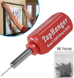 TapHanger - Picture Hanging Tool - #8328