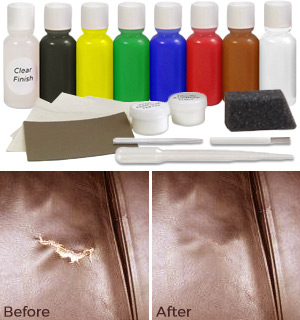Pro Leather Restore Kit - #8343