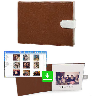 "Did-It 7"" LCD Video Memory Book - #8362"
