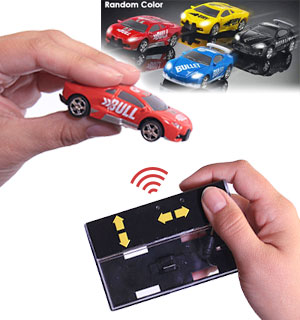 RC Pocket Racers - Assorted Styles (No Choice Available) - #8373