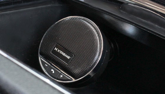 Bluetooth  Phone Speaker and Charger for Cars