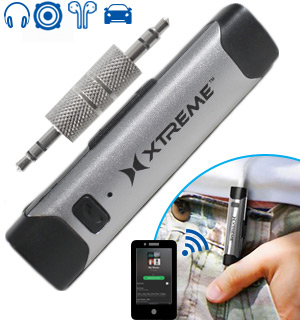 Bluetooth Audio Adapter for Headphones and Speakers - #8390