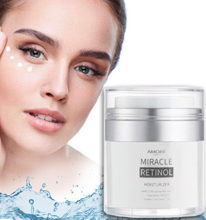 Miracle Retinol Moisturizer by Amore Paris - #8412