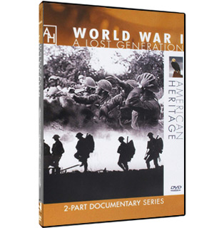 World War I: A Lost Generation DVD