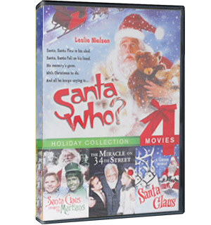 Christmas Movie DVD Collection - #8425