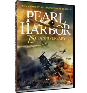 Pearl Harbor: 75th Anniversary Documentary Series DVD