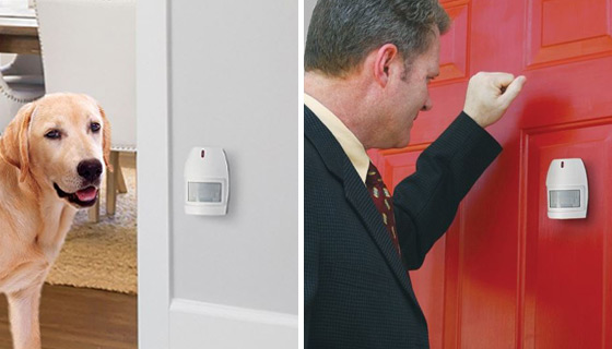 Wireless Watchdog Home and Personal Security Alert System