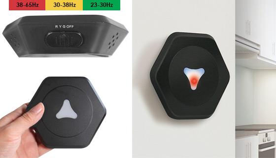 3-Way Ultra Sonic Home Protector