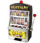 Giant Slot Machine Bank - Plays & Pays Like a Real Slot Machine - #8484