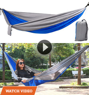 Mobile Siesta Portable Hammock