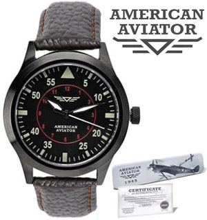 American Aviator Watch Deluxe - #8520
