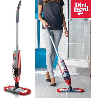 Dirt Devil Dry Vac and Dust - #8524