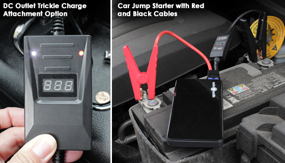 AutoSmith Jump Starter and Trickle Charge Kit