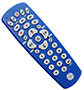 4 Device Universal Remote Control by GE - #8563