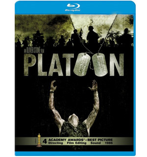 Platoon 25th Anniversary Edition on Blu-Ray - #8576