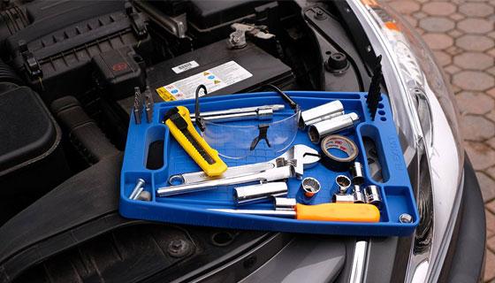 Flexmat Portable Tool Tray