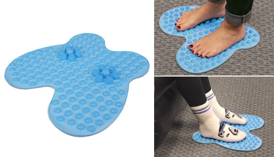 Futzuki - The Pain Relieving Foot Massage Mat