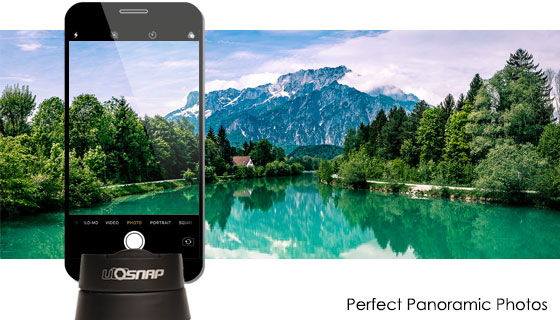 SceneSpin - Smartphone and Tablet Panoramic Spinner