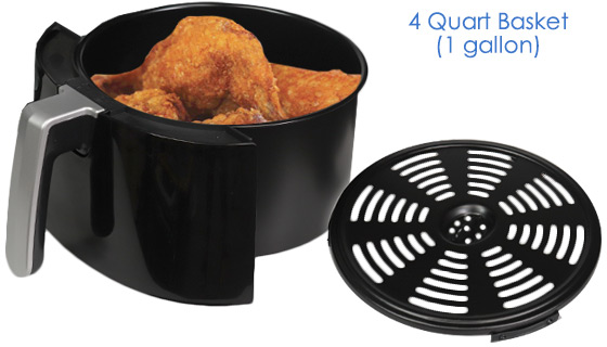 Gourmet Trends 4.0qt Digital Air Fryer