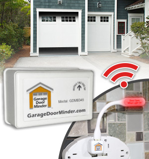 Garage Door Minder - #8655